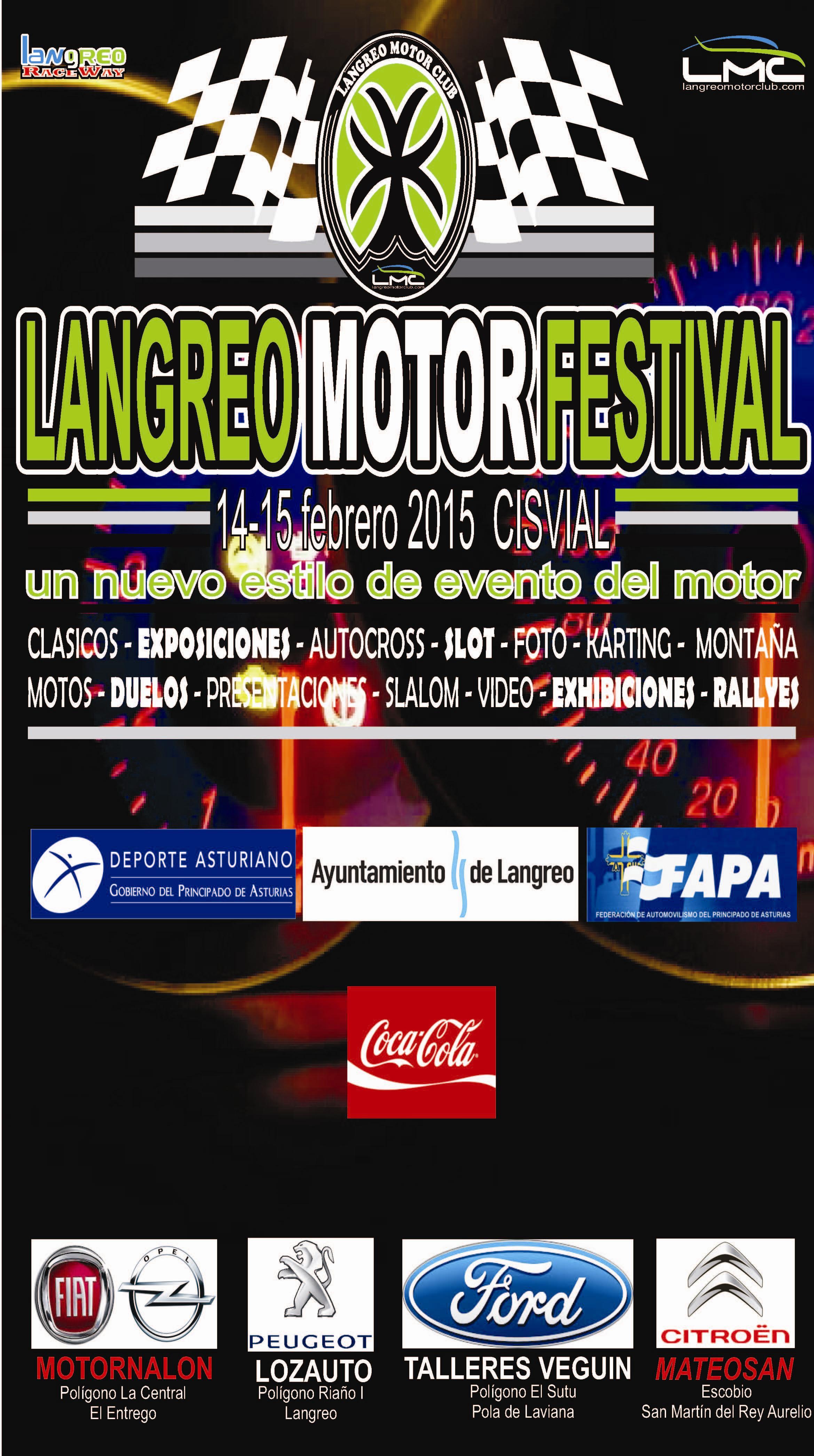 LANGRE OMOTOR FESTIVAL 14 Y 15 FEBRERO 2015 Cartel-lmf